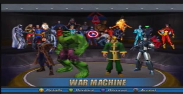 Marvel Ultimate Aliiance Special Edition mod (original Xbox)