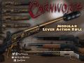 "Carnivores - ""Lever Action Rifle"" (Modular Silencer/Ironsight) [v1.01]"