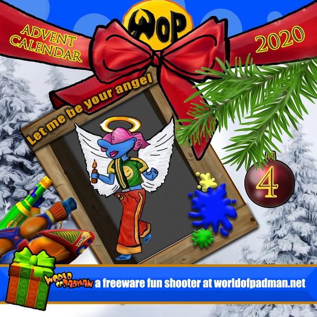 WoP Advent Calendar 2020 by MachoPig