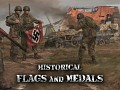 Historical Flags and Medals Addon