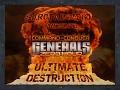 Ultimate Destruction (CNC Generals Zero Hour)