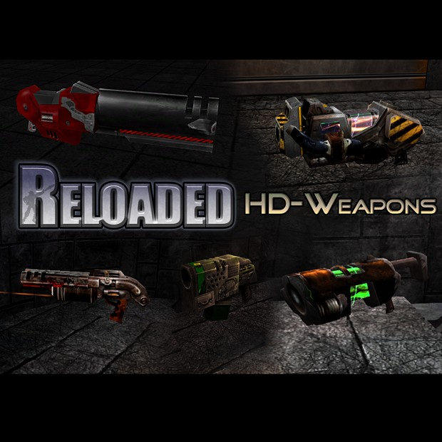 HD weapons