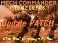 MCG Prometheus - latest Patch - v0.2a