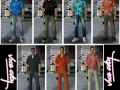 GTA Vice City skins pack 2 by DeathCold