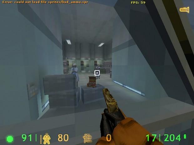 Mega pistol