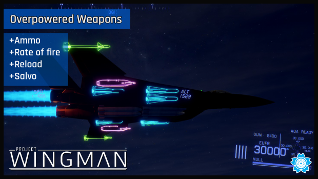Overpowered Weapons