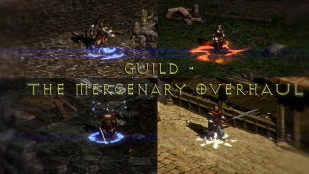 Guild - The Mercenary Overhaul 2 (Mac & Win)