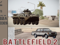 BF2. New Mods: BTR-82A and Mercedes-W123