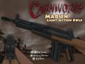 """Carnivores - """"Madsen Light Action Rifle"""" (v1.01)"""