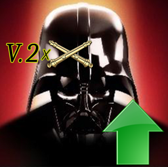 Darthmod Improvements V2 x2 cannon 1.3.3