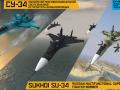 Sukhoi Su-34 Pack