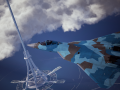 Su-57 Felon - Blue Splinter Camouflage