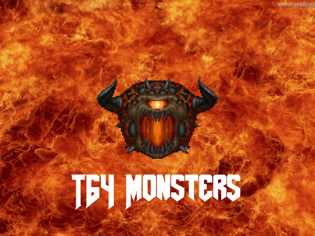 T64   Monsters
