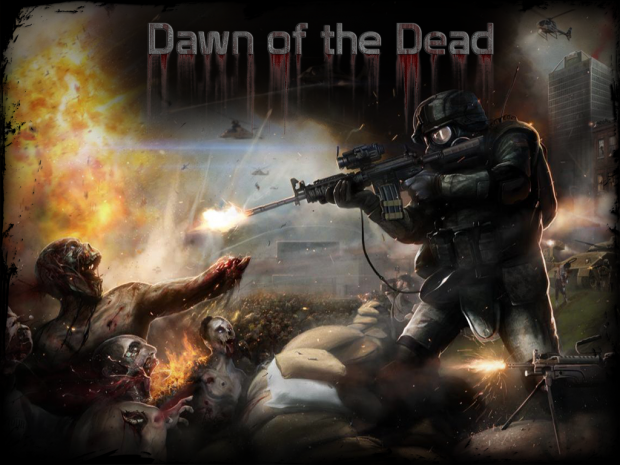 Dawn of the Dead - Alpha v1.0 [Part 1/2]