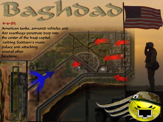 DC Baghdad (COOP with  bots)