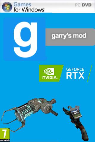 Garry's Mod RTX Edition 0.3