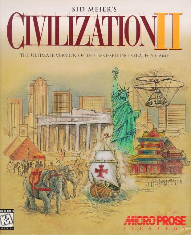 Civilization II Scenarios - Map Pack 4