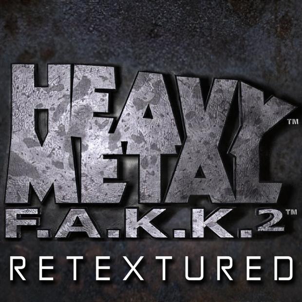 Heavy Metal F.A.K.K. 2: Retextured