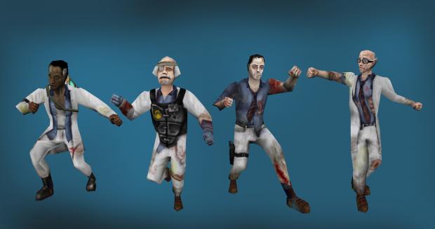 Definitive Survivors