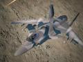 ASF-X Shinden II - Splinter Camouflage