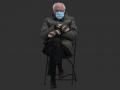 2D Cold Bernie