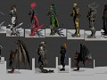 Killer Instinct 3D Models Part 10