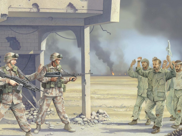 Battle of Kuwait City