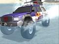 Zarlin's Red Bull Dodge Durango