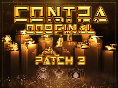 Contra 009 FINAL PATCH 3 Hotfix