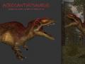 Carnivores DLC Species - Acrocanthosaurus