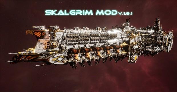 Skalgrim Mod 1.8.1 (Hotfix included)