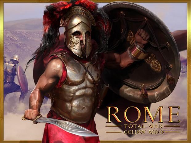 Rome TW Golden Mod v2.2 Patch