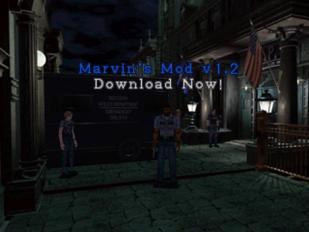 Resident Evil 2 - Marvins Mod v1.2