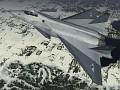 """Ace Combat Zero: The Belkan War - MiG 1.44 """"Flatpack"""" mod"""