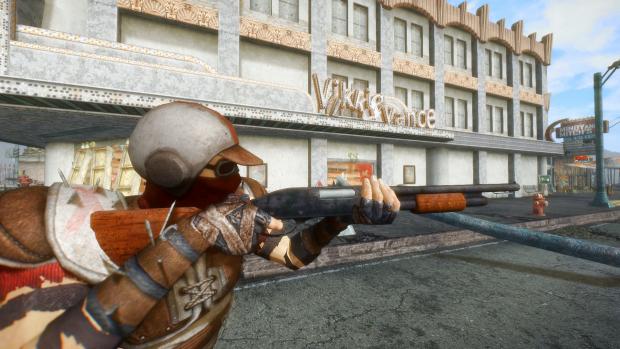 SYDKAA's Hunting Shotgun Redux