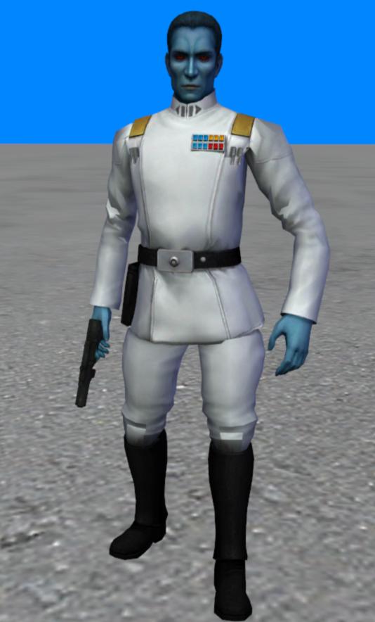 Grand Admiral Thrawn (ground form)
