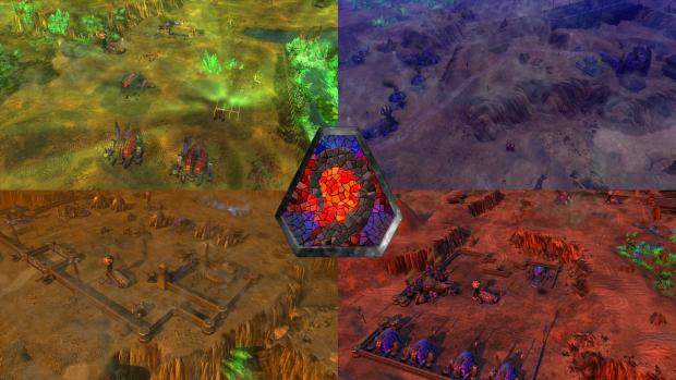 TE TS Slavik vs Hassan Campaign 1.6 (Complete)