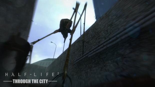Half-Life: Through the City: Overwatch Reinforcement (Public Alpha 1.1)