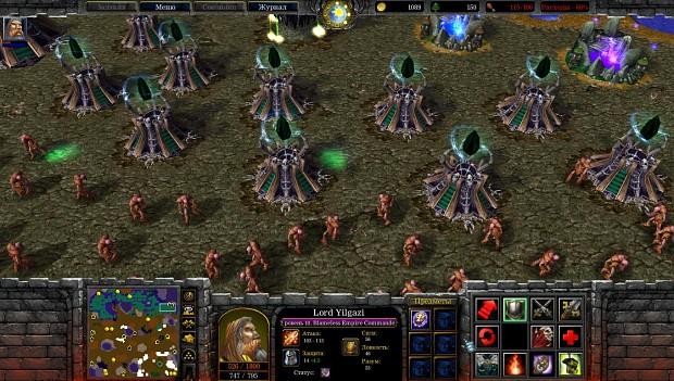 Siege of Karunka (Warcraft III)