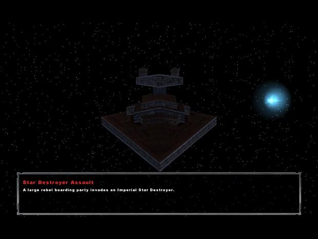 Star Destroyer Assault by Jaspo