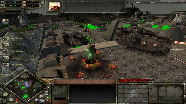Cinematic Battles 1.7.2 for Soulstorm