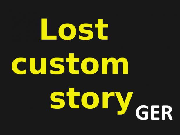 Lost custom story German Translation Final