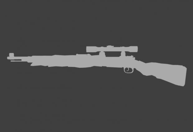 [WWII] Kar-98K ZF39