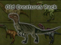 Old creatures pack