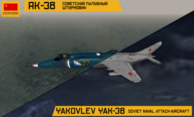 Soviet Yak-38