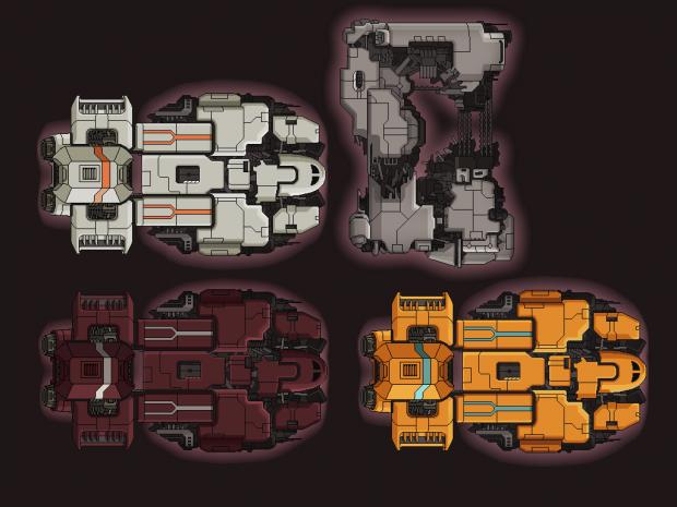 FTL JunkShips V1.2