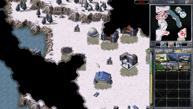 Command & Conquer: Red Dust 1.1