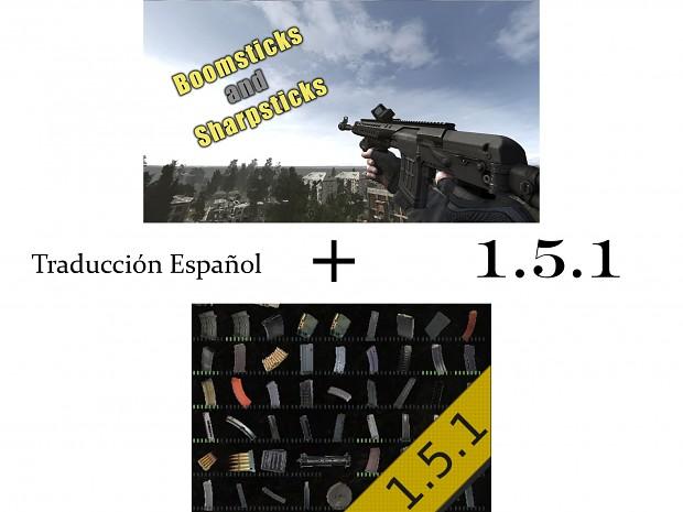 Parche al español para B&S + parche para A.Magazine (1.5.1)