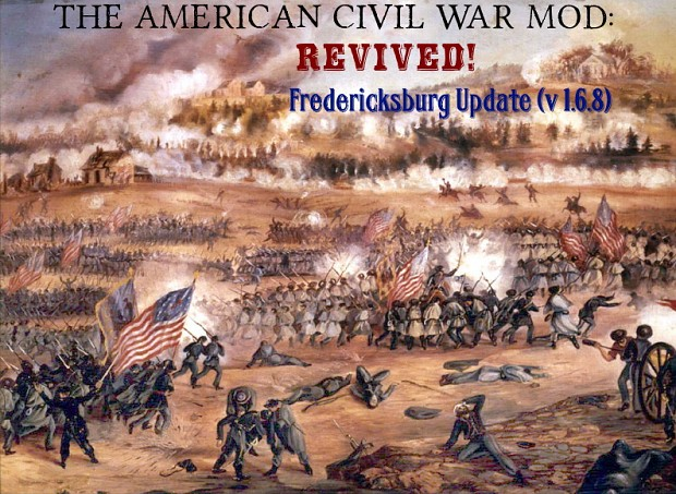 The American Civil War Mod Revived Music Westren Music mod demo!
