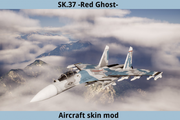 SK.37 -Red Ghost-